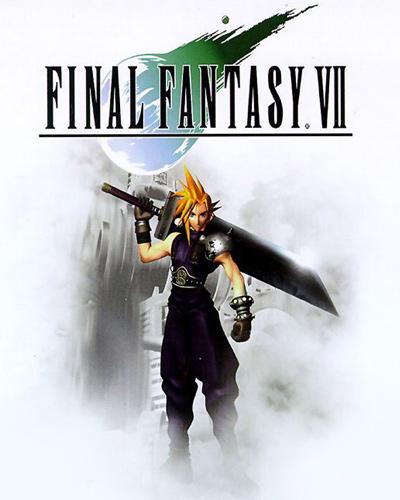 Final Fantasy VII Boxshot