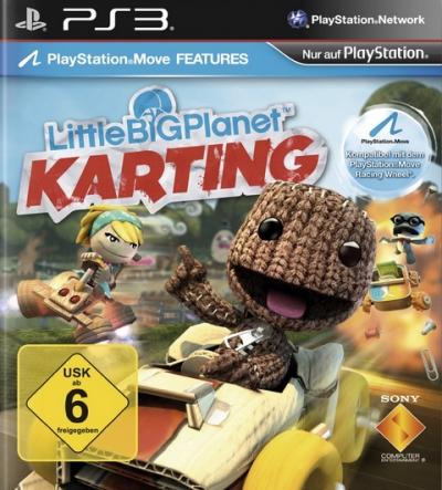 LittleBigPlanet Karting Boxshot