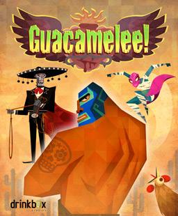 Guacamelee! Boxshot