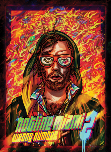 Hotline Miami 2: Wrong Number Boxshot