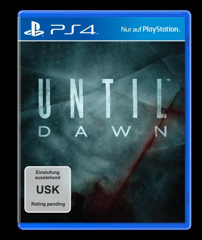 Until Dawn Boxshot