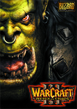 Warcraft III - Reign of Chaos Boxshot
