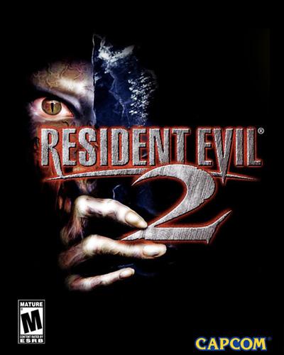 Resident Evil 2 Boxshot