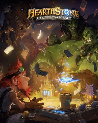 Hearthstone: Heroes of Warcraft Boxshot