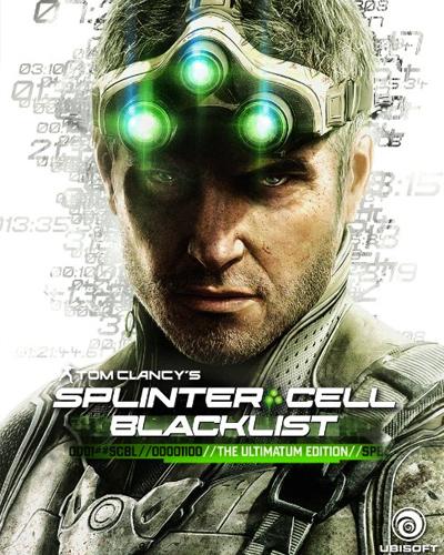 Splinter Cell: Blacklist Boxshot