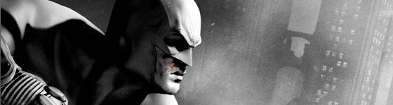 Batman: Arkham City Header
