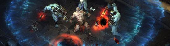 Diablo III Header