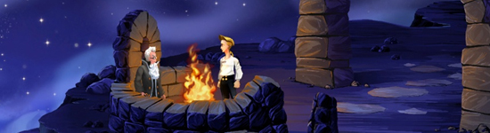 The Secret of Monkey Island: Special Edition Header