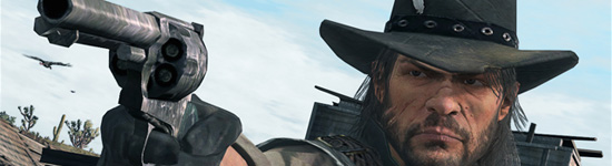 Red Dead Redemption Header