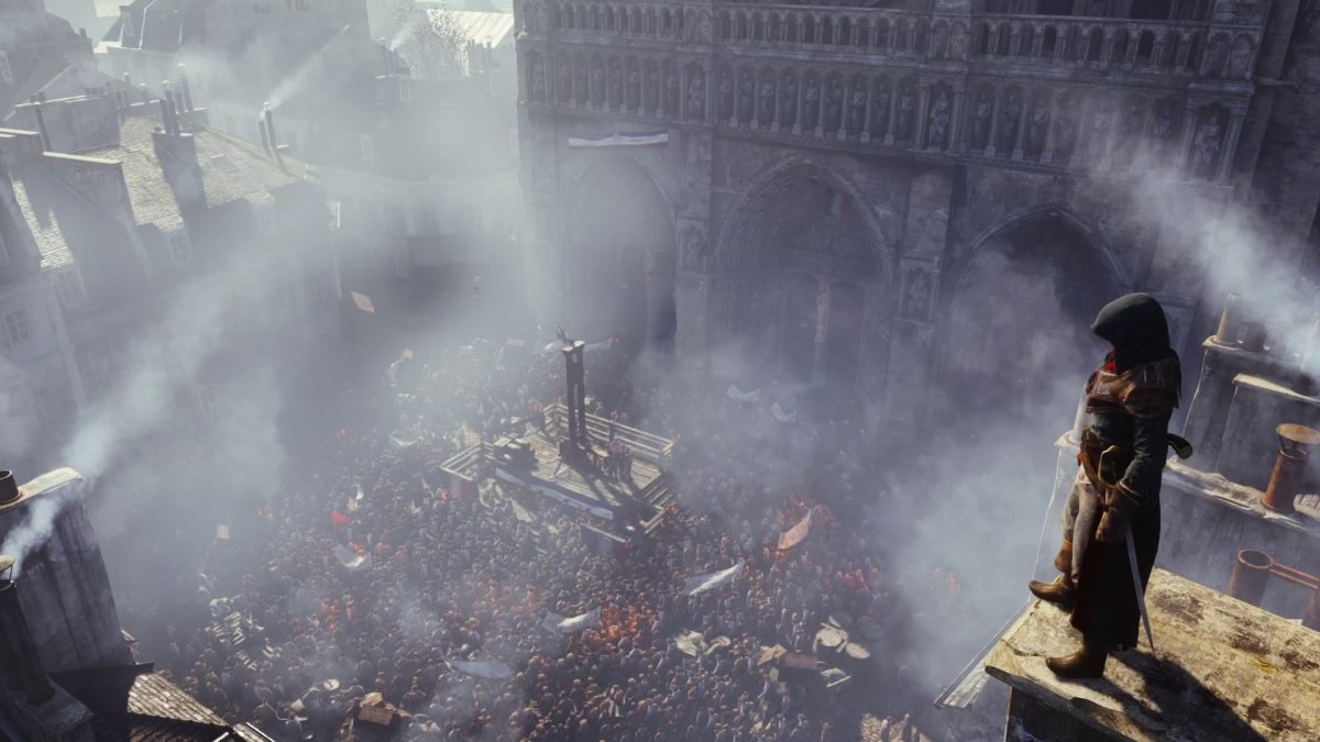 Assassin's Creed: Unity Screenshots