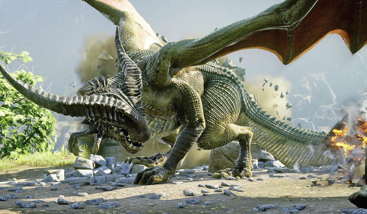 Dragon Age: Inquisition Screenshots