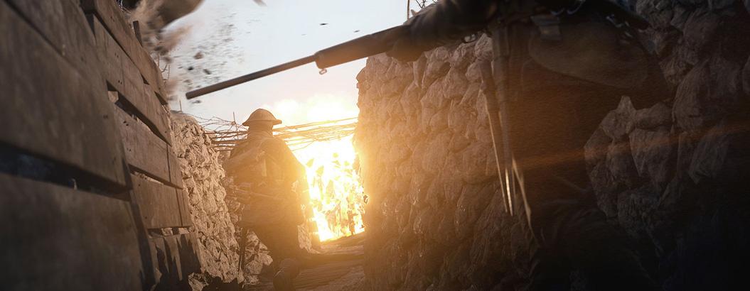 News: Battlefield 1 [gamescom]: neuer Messe-Trailer; Beta startet noch im August