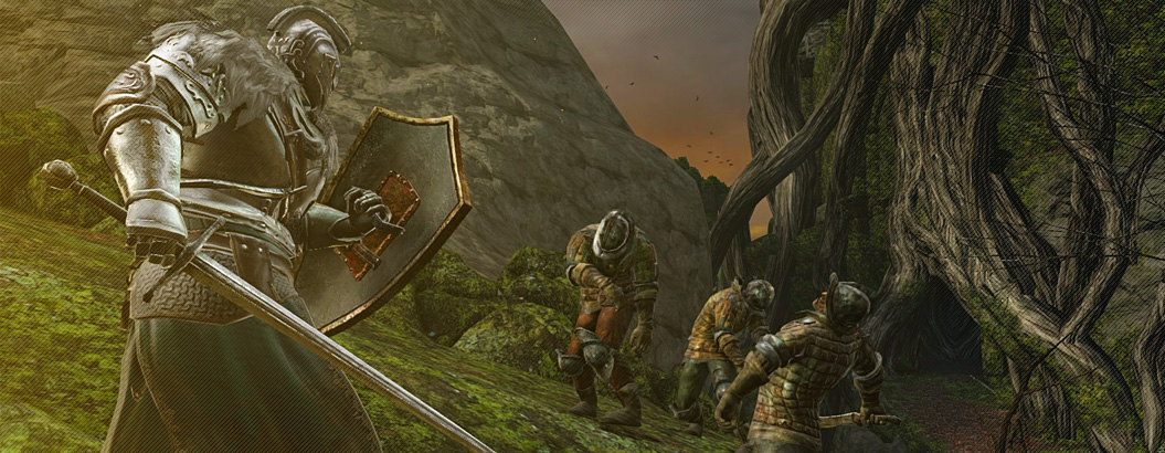 News: Dark Souls 2: Namco Bandai Games nennt Termin für PC-Version
