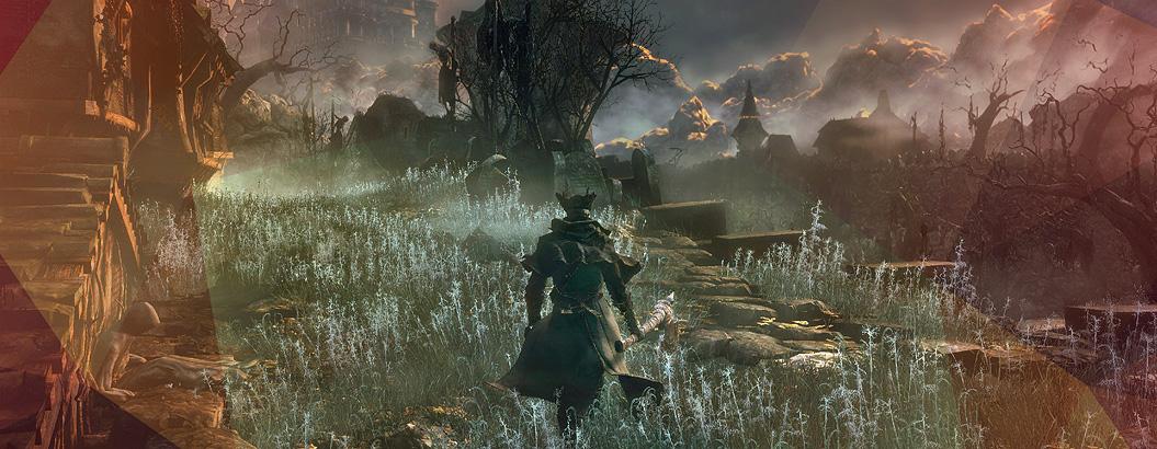 News: GC 2014: Bloodborne Gameplay-Trailer
