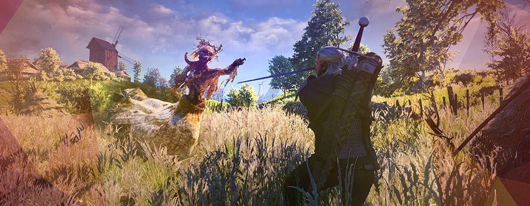 News: GC 2014: 35 Minuten aus der Gameplay-Demo von Witcher 3