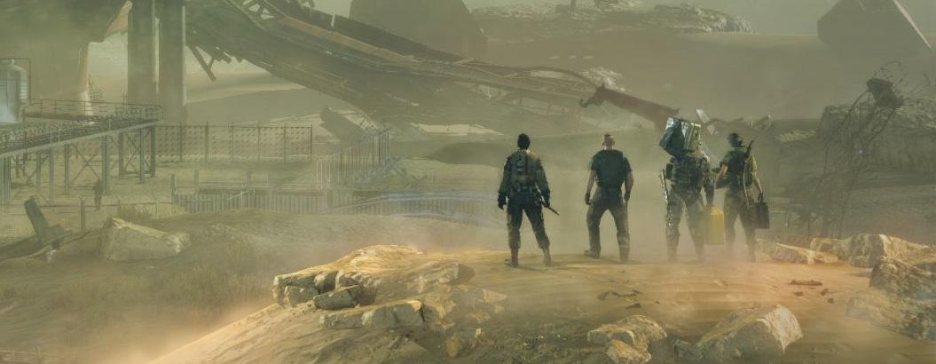 News: gamescom 2016: Konami kündigt Metal Gear Survive an