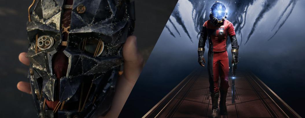 News: Dishonored 2 und Prey gamescom Trailer