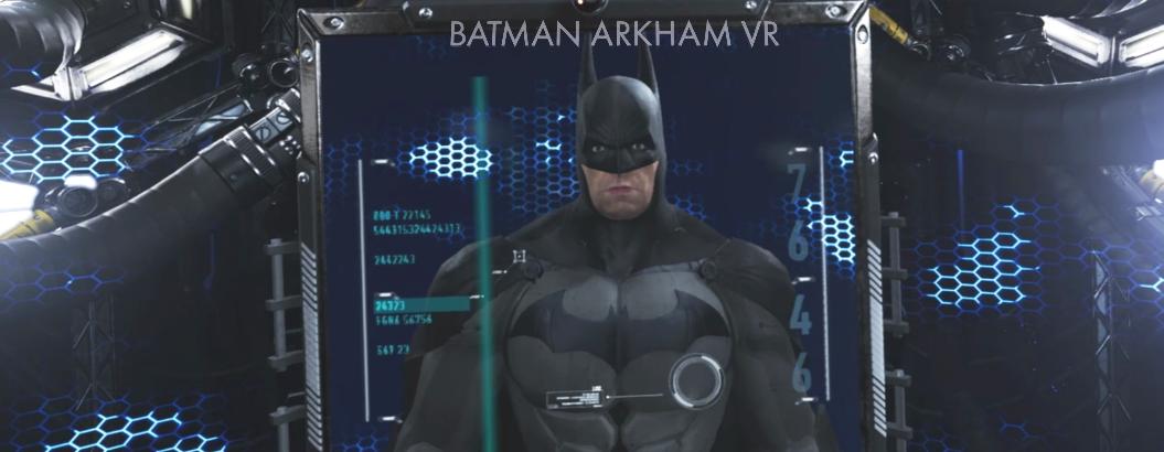 News: Batman: Arkham VR: Fledermaus-Maske jetzt auch auf dem PC benutzen