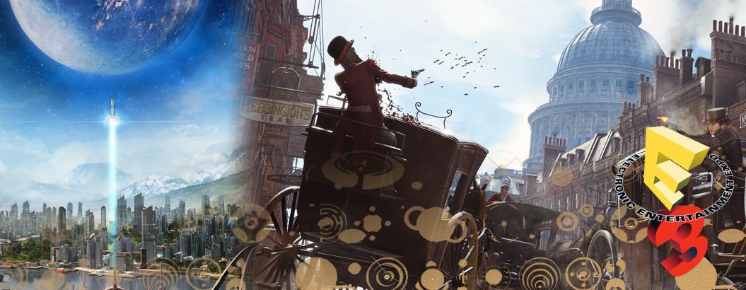 News: E3 2015: Auch Ubisoft-LineUp dieses Jahr nicht auf Niveau der Konsolenhersteller