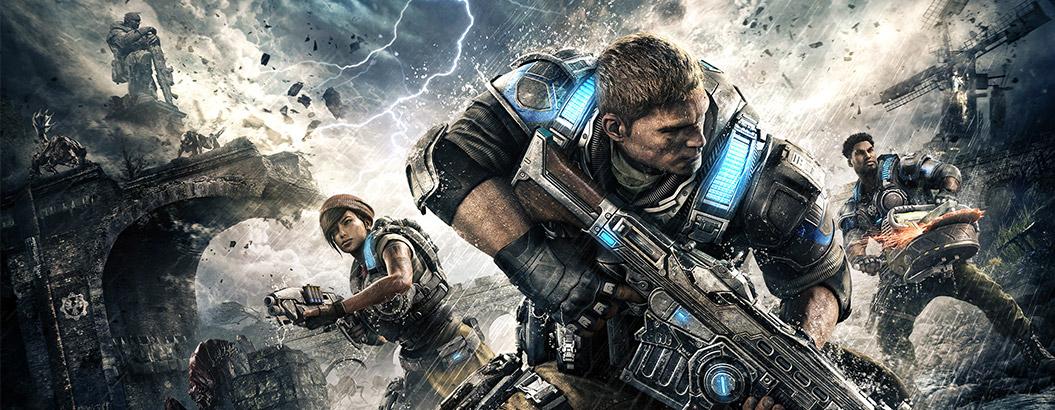 News: Gears of War 4 erscheint im Oktober