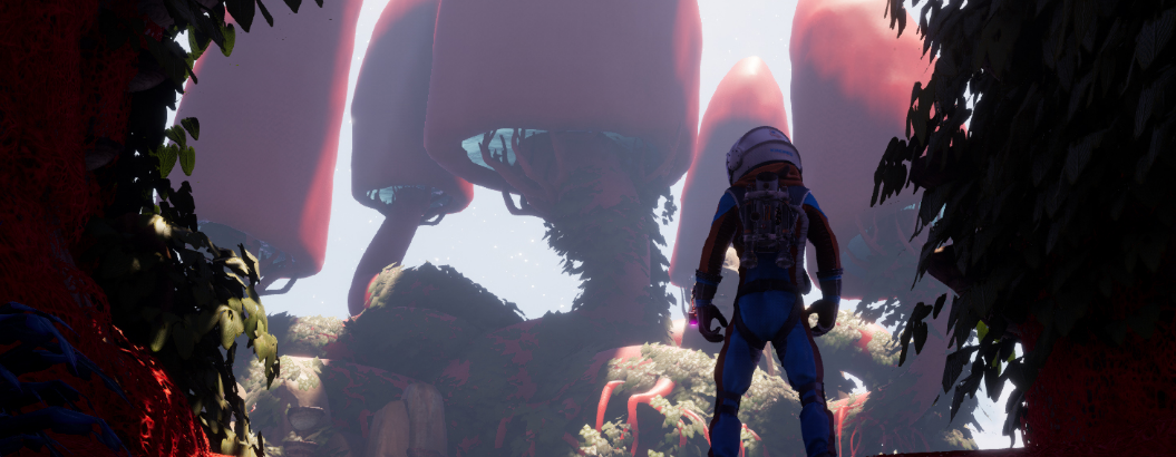 News: Gamescom19: Journey to the Savage Planet - HandsOn