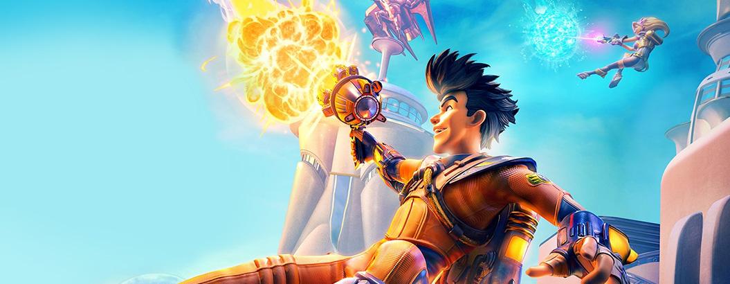 News: NEXON kündigt Rocket Arena an