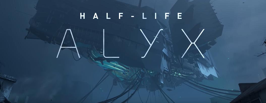 News: Half-Life: Alyx - VR-Spiel angekündigt