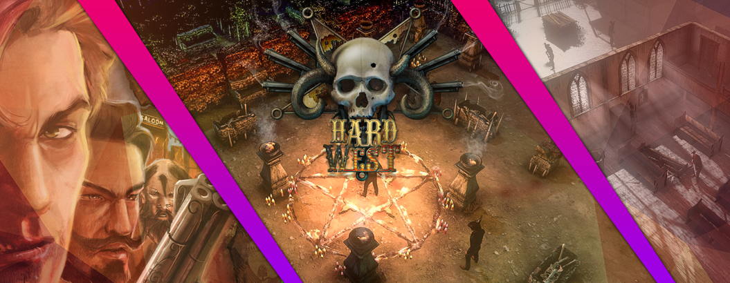 News: gamescom15 - Look: Hard West