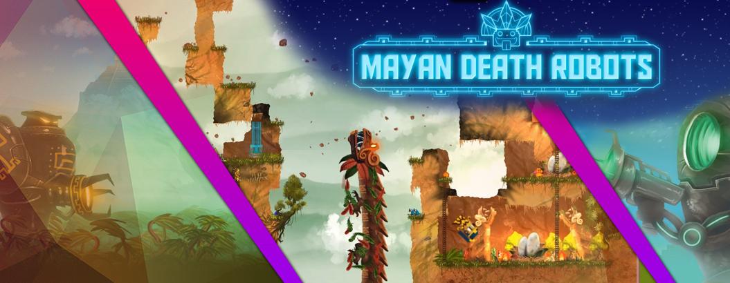 News: gamescom15 - Play: Mayan Death Robots