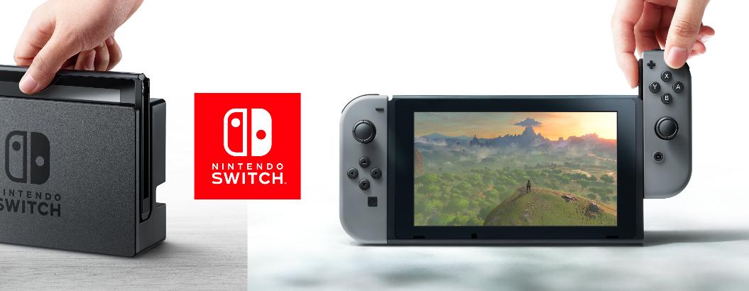 News: Nintendos neue Konsole Switch wird hybrides Tabletsystem
