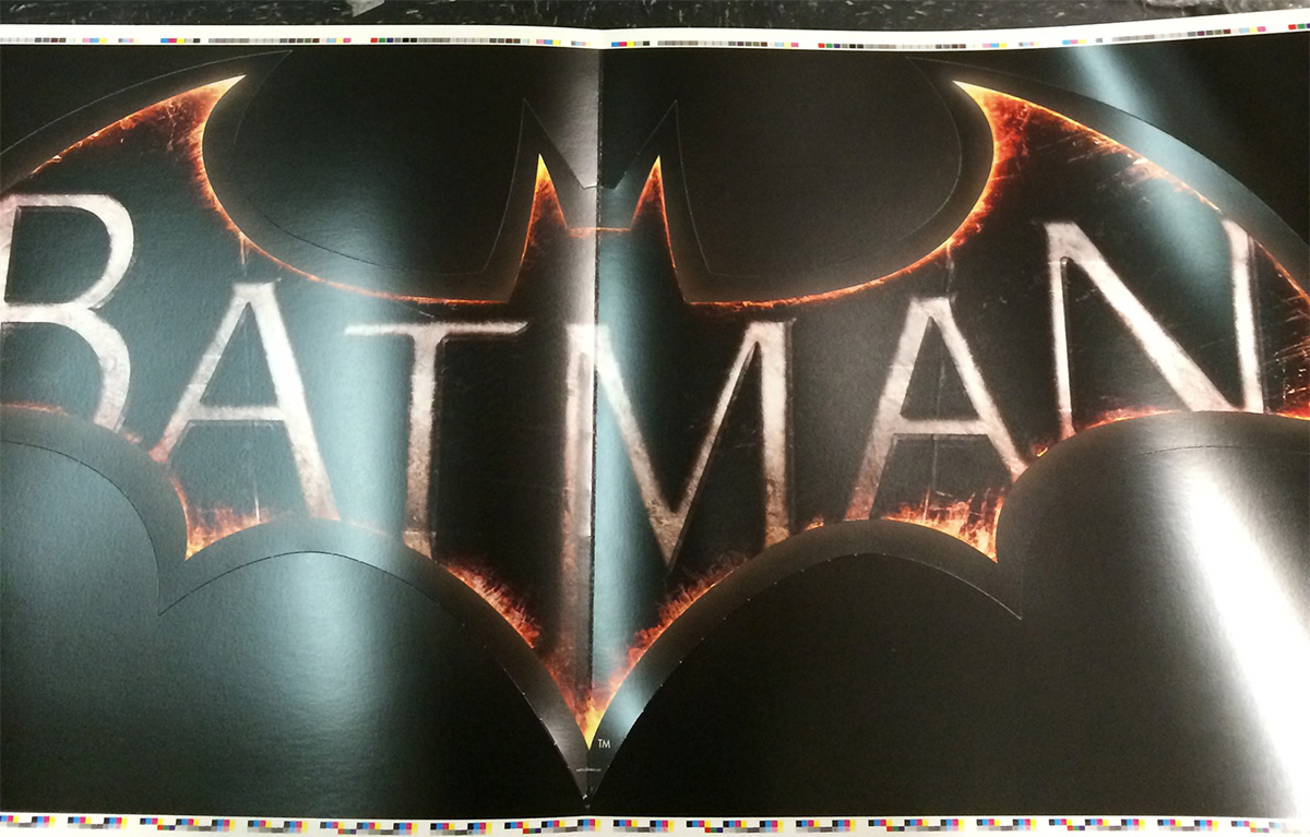 Batman Logo Leak