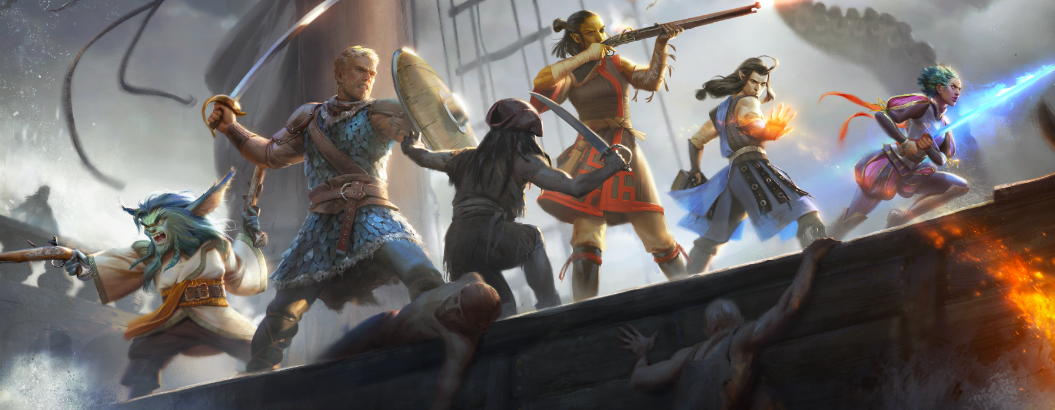 News: Pillars of Eternity 2: Deadfire - Ultimate Edition Konsolenversion Anfang 2020