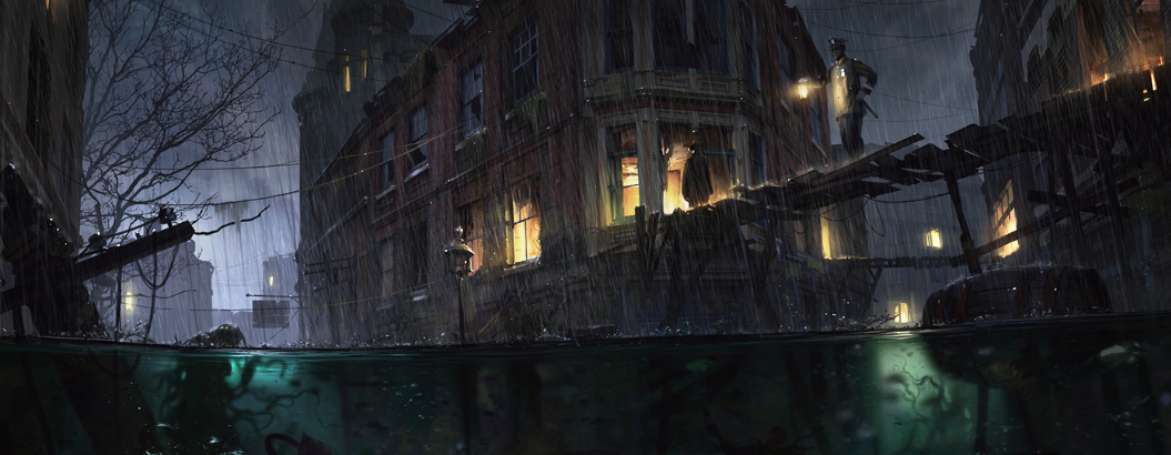 News: The Sinking City – Adventure drei Monate verschoben