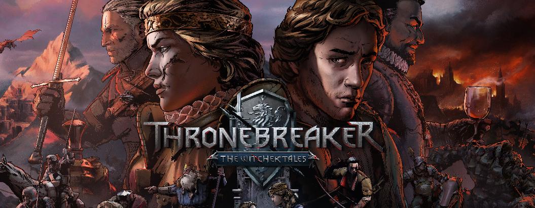 News: GWENT und Thronebreaker: Doppelte Releases aus der Witcher-Welt