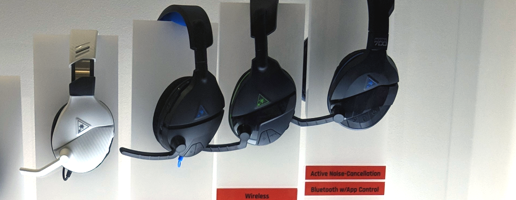 News: Gamescom: Turtle Beach Headsets angesehen