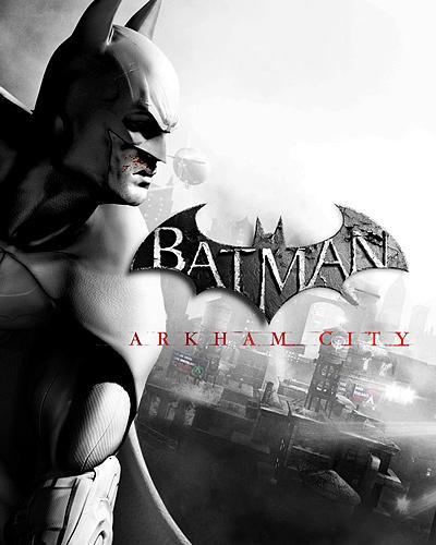 Batman: Arkham City Boxshot