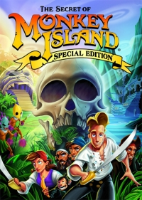 The Secret of Monkey Island: Special Edition Boxshot