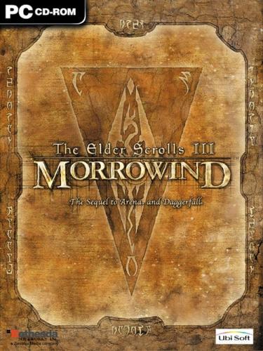 Elder Scrolls III: Morrowind Boxshot