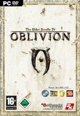 The Elder Scrolls IV - Oblivion Boxshot