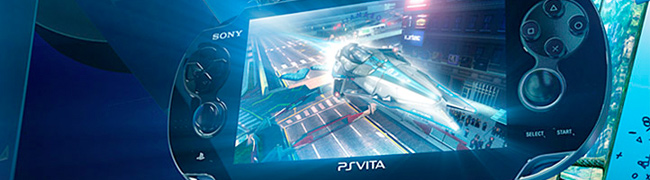 PlayStation Vita Header