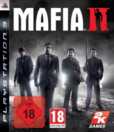 Mafia II Boxshot