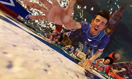 Kinect Sports Rivals - Launch Trailer Trailer