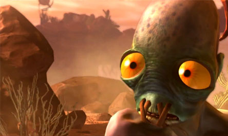 Oddworld: New 'n' Tasty - Launch Trailer Trailer
