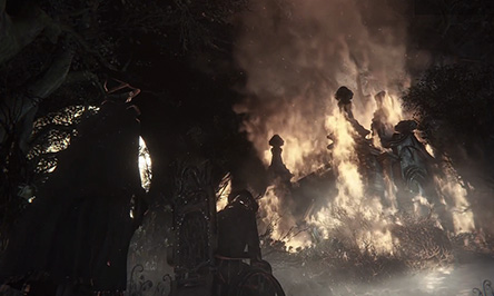 Bloodborne, gamescom Gameplay Trailer Trailer