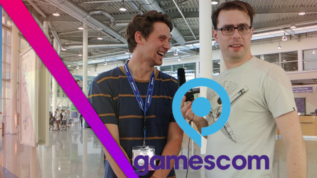 gamescom15: Zwei Typen auf der Messe. Ein Rückblick Trailer