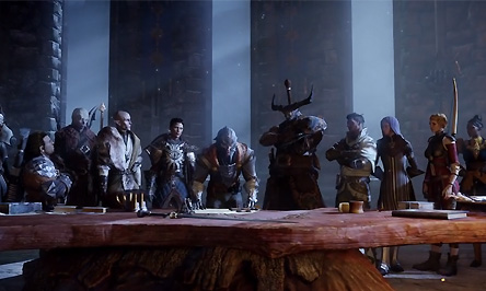 Dragon Age: Inquisition - Gameplay Trailer Trailer