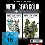 Game Metal Gear Solid - HD Collection