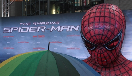 The Amazing Spider-Man Deutschland Premiere Screenshots