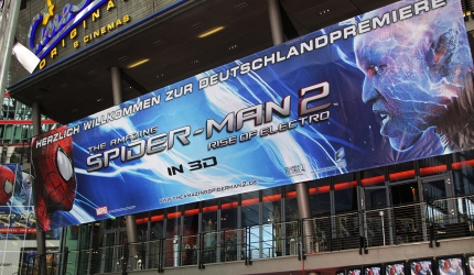 Bilder zur Deutschlandpremiere von The Amazing Spider-Man 2 Screenshots