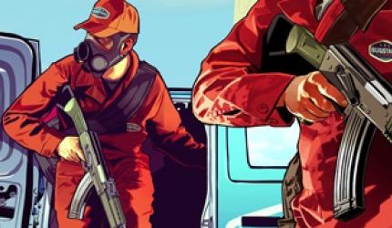 Grand Theft Auto V erscheint im Frühjahr 2013